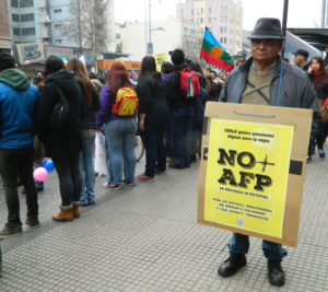 21 mil personas ya han firmado exigiendo el fin de las AFP: ¿Te sumas?