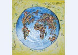 El Hadji Mamadou Lamine Faye: El arte es unificador, el cimiento de la unión de los corazones y de los pueblos