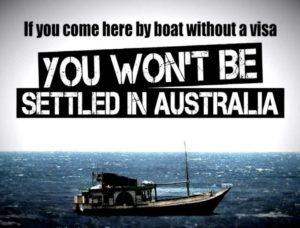 L'Australia manda i suoi 'clandestini' in Papua Nuova Guinea (dove esistono 5 tipi di pene capitali)