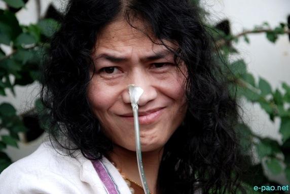 India: Irom Sharmila pone fin a 16 años de huelga de hambre y va en busca del poder político