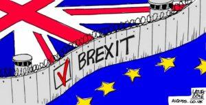 Les paradoxes de la victoire du Brexit