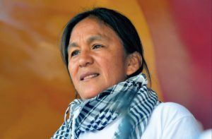 Argentinean priests show solidarity with Milagro Sala