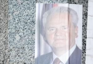 Il silenzio su Slobodan Milosevic
