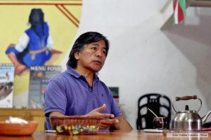 """Jorge Nahuel: """"El relevamiento territorial mapuche está congelado"""""""