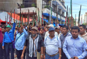 Oxchuc expulsa a partidos políticos y con usos y costumbres elegirán ahora a sus autoridades, advierten