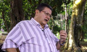 Hablando de dejación de armas con Pablo Catatumbo