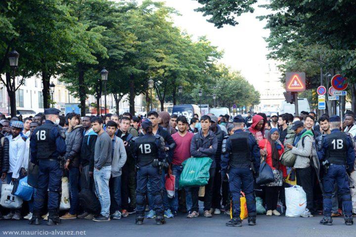 ¿Crisis migratoria en Francia? ¿De qué estamos hablando?
