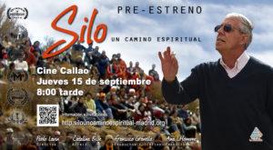 """Preestreno en Madrid de """"Silo, un camino espiritual"""", documental ganador de varios premios"""
