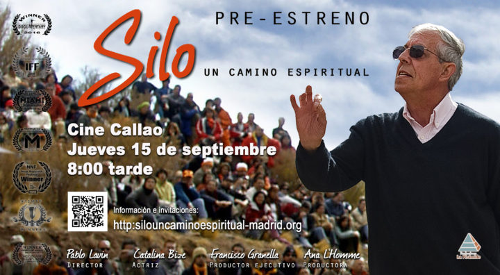 Silo, un camino espiritual, pre-estreno en Madrid