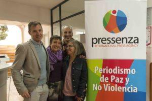 En la Oreja se abordó la situación de las refugiadas sirias en Europa y un balance de la gestión de Ada Colau en Barcelona