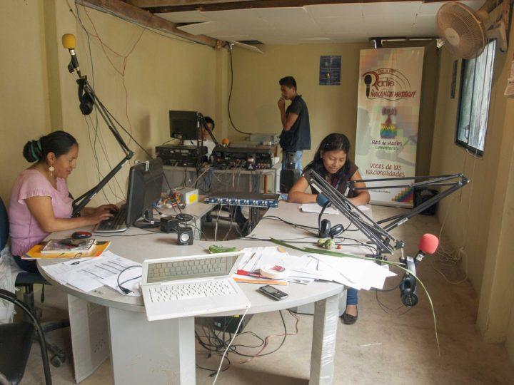 Concesión de frecuencias: La voz comunitaria