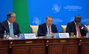 Kazakhstan Leads the Way to a Nuclear-Weapon Free World