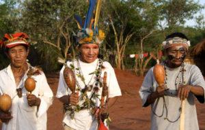 Olimpiadi, i Guarani rischiano il genocidio