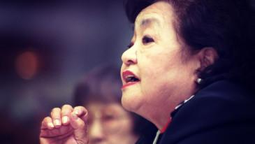 To Barack Obama from 'Hibakusha' Setsuko Thurlow