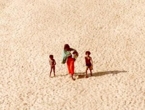 War on Climate Terror (I): Deserts Bury Two Thirds of African Lands