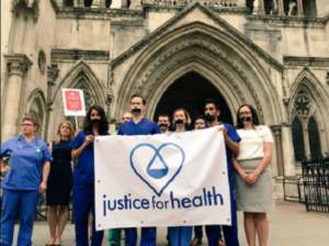 Junior doctors fight on in court – but where is Theresa May?