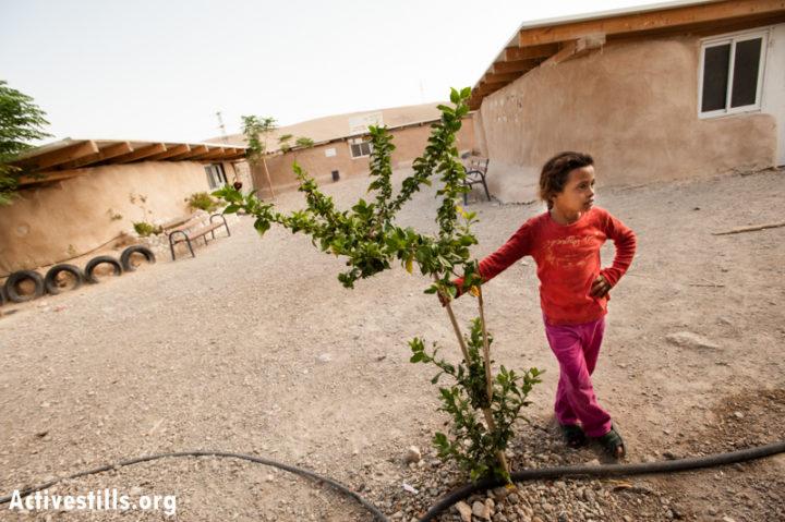 Demolire e deportare: bambini a rischio nella Jordan Valley