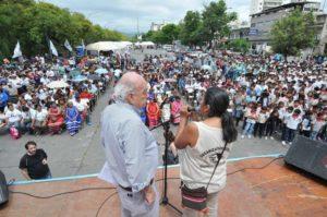 'Podemos' questionne le gouvernement espagnol sur la détention de Milagro Sala et de Tupaqueros