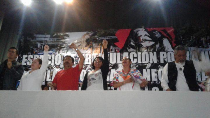 Reformas neoliberales de EPN se instalan a costa de desapariciones, asesinatos y detenciones: Ivonne Gutiérrez