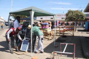 Zimbabweans Embracing Solar Energy in Remote Areas