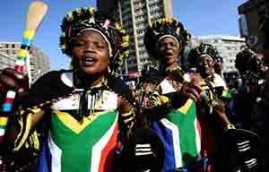 Día de la Mujer en Sudáfrica: 60 años de marcha antiapartheid