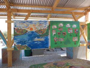 Τελευταία μέρα στον καταυλισμό ασυνόδευτων ανηλίκων στον Μανταμάδο Λέσβου