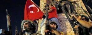 Ανοικτή Επιστολή για την αποτυχημένη απόπειρα πραξικοπήματος στην Τουρκία