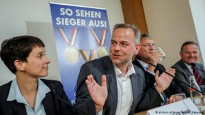 European right hails AfD success in German election