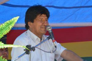 Bolivia condena ataque de Estados Unidos a posiciones militares sirias