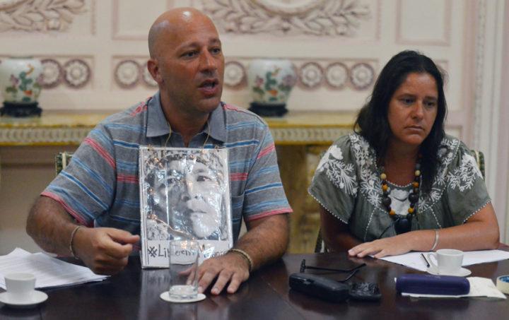 Cuba por la libertad de Milagro Sala