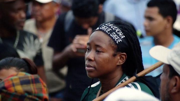 «Berta vive». Documental sobre Berta Cáceres