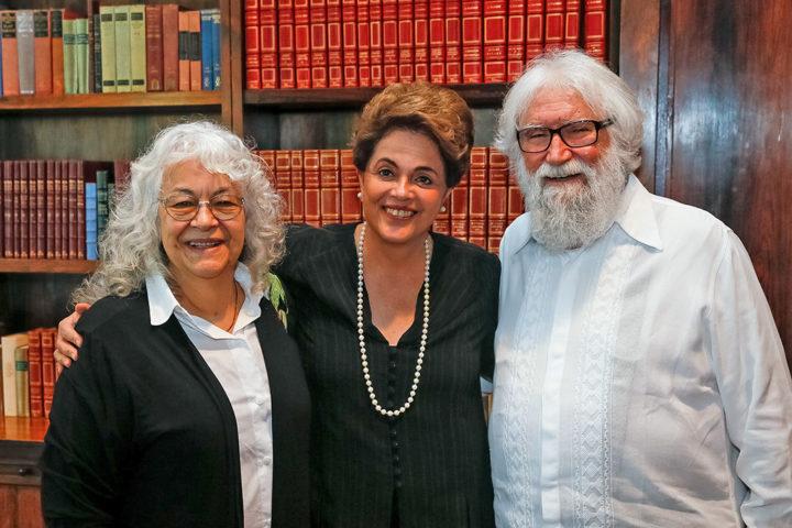 Leonardo Boff: 'El dia triste' do Brasil, o golpe parlamentar