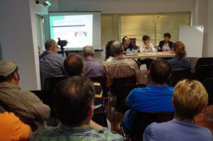 9a Semana Internacional de la Renta Basica Universal en Madrid