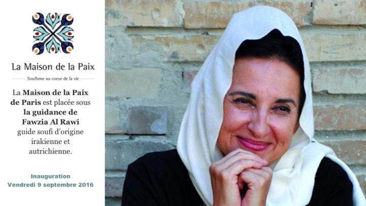 La Maison de la Paix, le soufisme au coeur de la vie