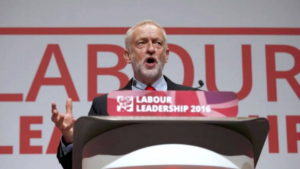 Jeremy Corbyn annuncia il socialismo del XXI secolo