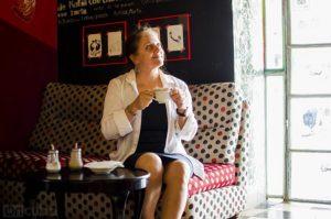 Katia Bianchini: una mujer con alas muy grandes