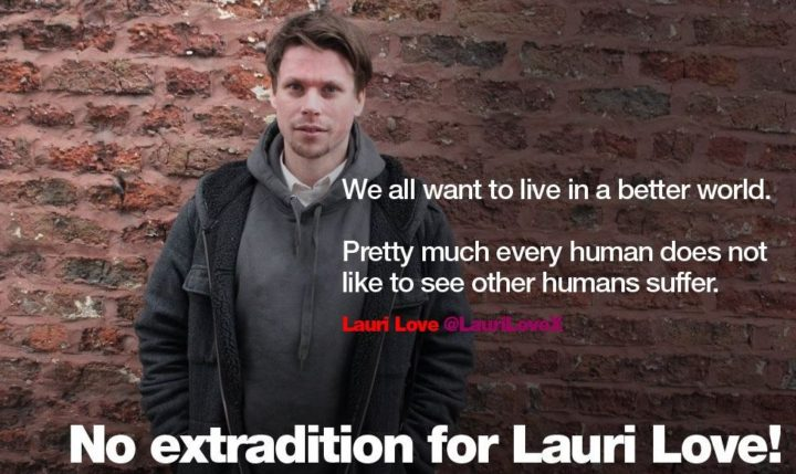 Lauri Love soll an die USA ausgeliefert werden