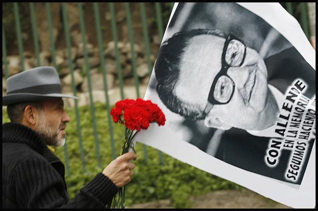 Chili : le peuple se souvient de ses martyrs