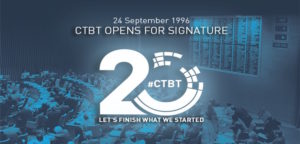 CTBT 20 Years On: Finishing the 'Unfinished Business'