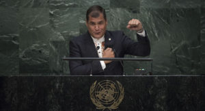 People key to Ecuador's Sustainable Development Goals