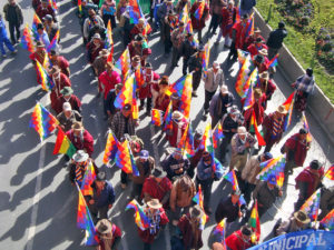 Etnia guarani forma primeiro governo autônomo indígena da Bolívia