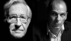 VIDEO: Varoufakis und Chomsky diskutieren Neoliberalismus