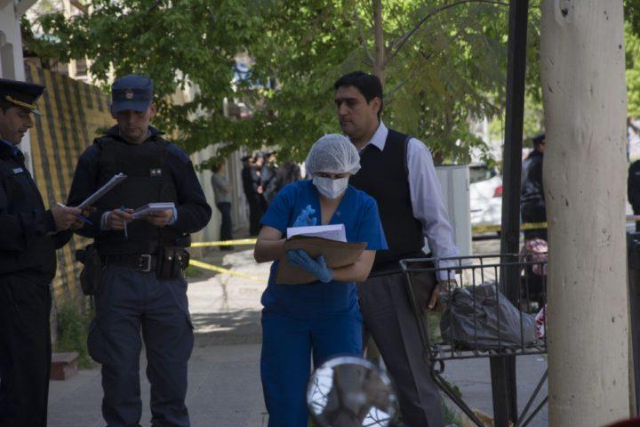 Dictaron prisión domiciliaria al policía que disparó a manifestante en Neuquén