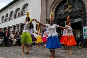 Presidente Correa anuncia que ya está lista Ley de Cultura y será enviada a la Asamblea Nacional