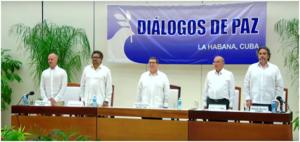 El acuerdo de paz en Colombia incluye a cooperativas y economía social y solidaria