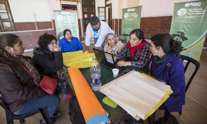 Comunicación popular en América Latina y el Caribe: lucha por la expresión y expresión de luchas.