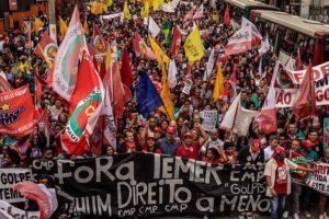 """Por """"Fora Temer"""", dezenas de manifestações estão marcadas entre quinta e domingo"""