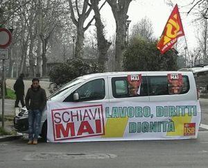 Omicidio di Piacenza, sciopero nazionale di protesta