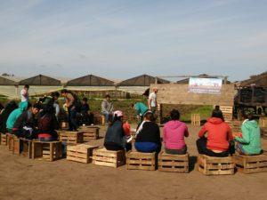 Nuevo encuentro de la Escuela Periurbana de Agroecología