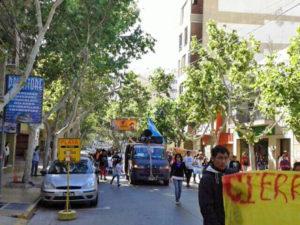 La marcha de Jáchal: a pie hasta San Juan por el #FueraBarrick